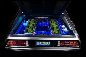 DeLorean Electric hydrogen back to the future