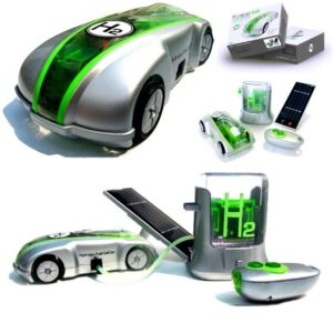 H Racer fuel cell model car remote controlled